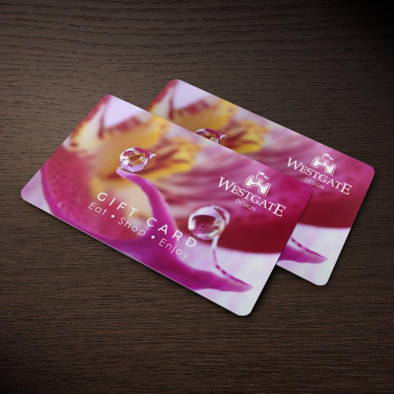 Westgate Design Gift Cards