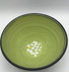 Table Bowl Green Interior