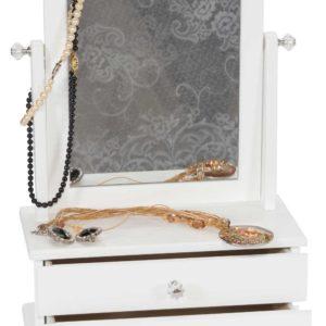 Faith Mirror Jewellery Box