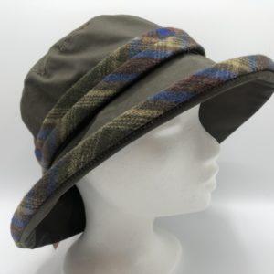 Jane Anne Design Wax Hat