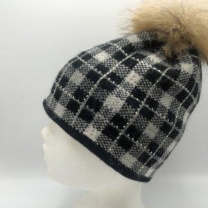 Angora Beanie Hat
