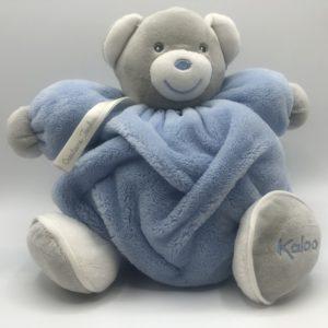 CHUBBY RABBIT Grey & Blue- Small 18cm