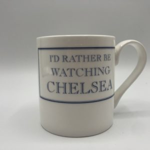 I'd Rather Be Watching Chelsea