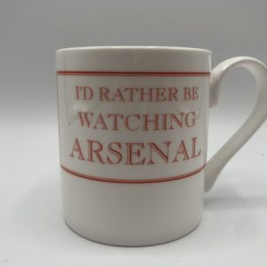 I'd Rather Be Watching Arsenal