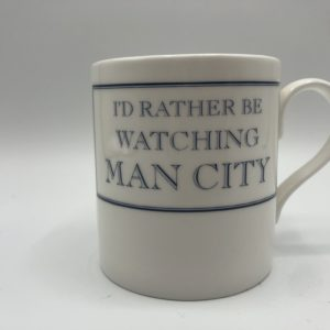 I'd Rather Be Watching Man City