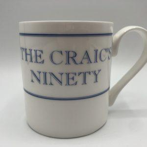 The Craic's Ninety