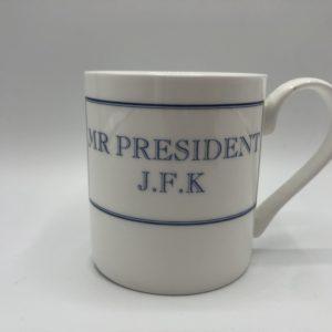 Mr President J.F.K