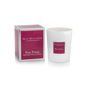PINK PEPPER LUXURY NATURAL CANDLE