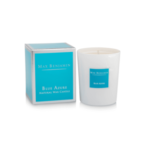 BLUE AZURE LUXURY NATURAL CANDLE