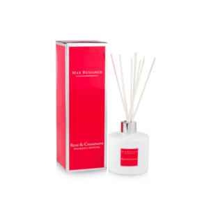 ROSE AND CHAMPAGNE LUXURY DIFFUSER