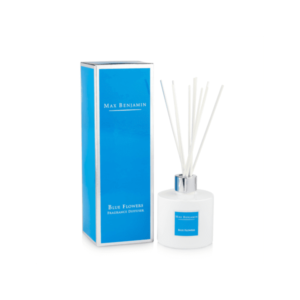 BLUE FLOWERS LUXURY DIFFUSER