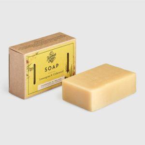 SOAP BAR – LEMONGRASS & CEDARWOOD