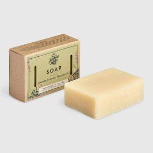 SOAP BAR – LAVENDER, ROSEMARY, THYME & MINT