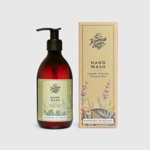 HAND WASH – LAVENDER, ROSEMARY, THYME & MINT