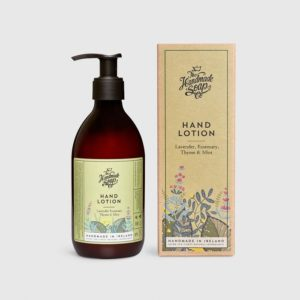 HAND LOTION – LAVENDER, ROSEMARY, THYME & MINT