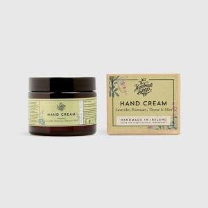 HAND CREAM – LAVENDER, ROSEMARY, THYME & MINT
