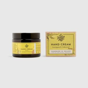 HAND CREAM – LEMONGRASS & CEDARWOOD