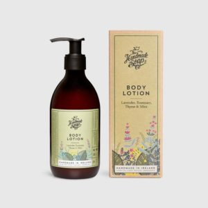 BODY LOTION – LAVENDER, ROSEMARY, THYME & MINT
