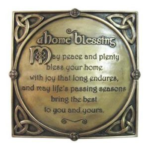 A Home Blessing