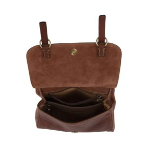 Gianni Conti Leather Handbag