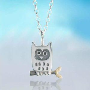 Alan Adriff Little Owl