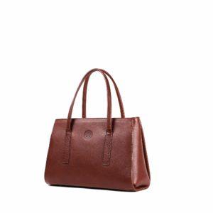 Chestnut Isabel Small Handbag