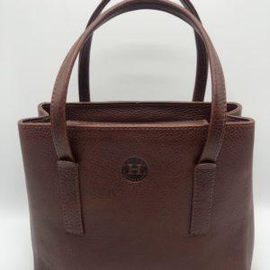 Red Aoife Small Handbag