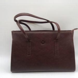 Chestnut Isabel Large Handbag