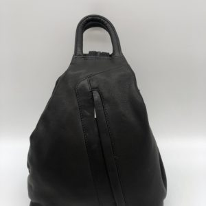 Gianni Conti Leather Backpack