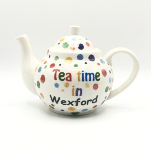 Tea time in Wexford