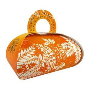 Patchouli & Orange Flower Soap