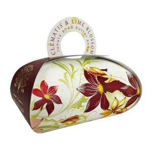 Clematis & Lime Blossom Soap