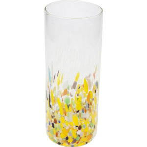 Vase Abstract Dots