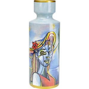 Vase Graffiti Art