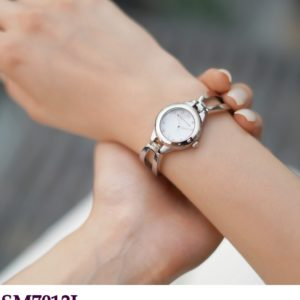 Ladies Silver Plated Watch
